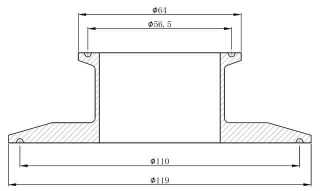 Brewtools système Tri-Clamp