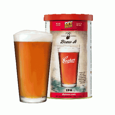 Kit à <br>bière Coopers IPA