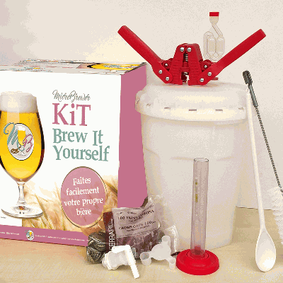 Kit Microbrewer <br>Luxe