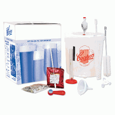 Kit Brassage <br>Coopers Eco